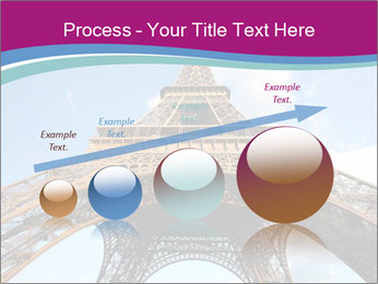 Eiffel Tower in Paris PowerPoint Templates - Slide 87