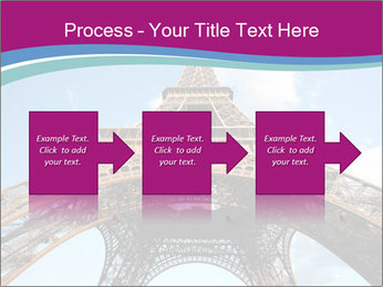 Eiffel Tower in Paris PowerPoint Templates - Slide 88