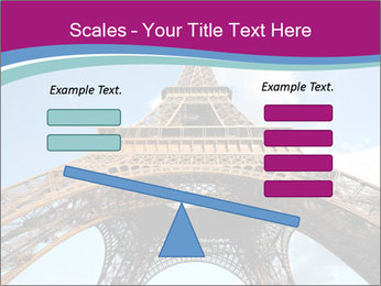 Eiffel Tower in Paris PowerPoint Templates - Slide 89