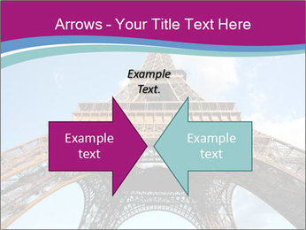 Eiffel Tower in Paris PowerPoint Templates - Slide 90
