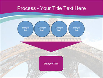 Eiffel Tower in Paris PowerPoint Templates - Slide 93
