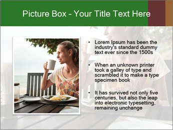 Attractive woman PowerPoint Templates - Slide 13