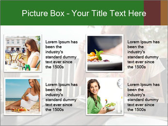 Attractive woman PowerPoint Templates - Slide 14