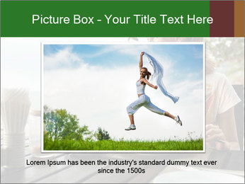 Attractive woman PowerPoint Templates - Slide 15