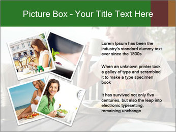 Attractive woman PowerPoint Templates - Slide 23