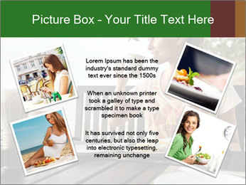 Attractive woman PowerPoint Templates - Slide 24