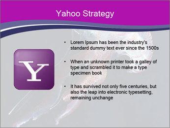 Mauve stinger PowerPoint Template - Slide 11