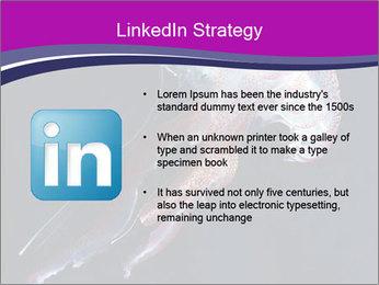 Mauve stinger PowerPoint Template - Slide 12