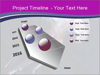 Mauve stinger PowerPoint Templates - Slide 26