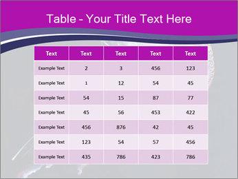 Mauve stinger PowerPoint Template - Slide 55