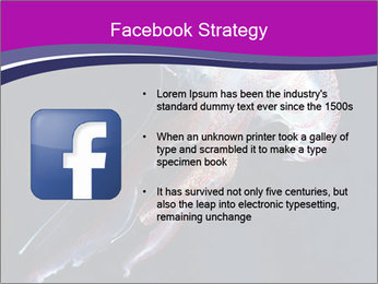 Mauve stinger PowerPoint Template - Slide 6