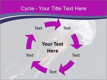 Mauve stinger PowerPoint Template - Slide 62