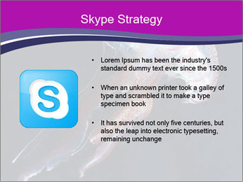Mauve stinger PowerPoint Template - Slide 8
