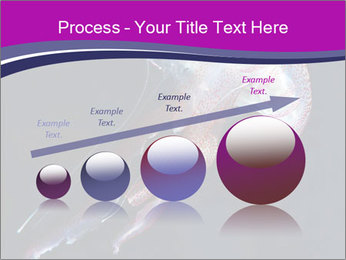 Mauve stinger PowerPoint Template - Slide 87