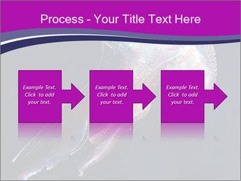 Mauve stinger PowerPoint Template - Slide 88