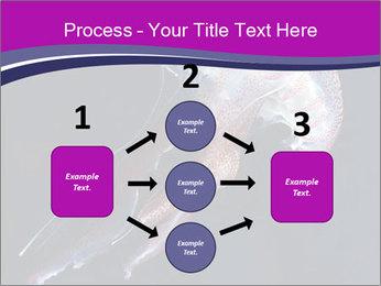 Mauve stinger PowerPoint Template - Slide 92