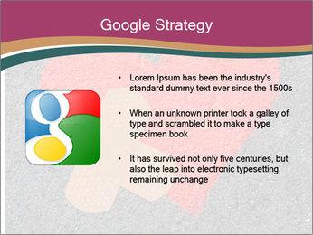 Broken heart PowerPoint Template - Slide 10