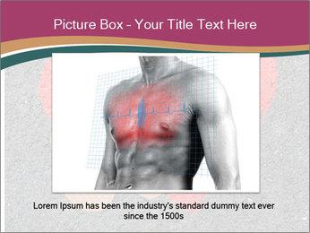 Broken heart PowerPoint Templates - Slide 16