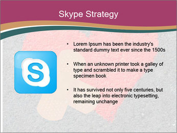Broken heart PowerPoint Templates - Slide 8