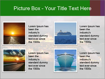 Ocean liner PowerPoint Templates - Slide 14