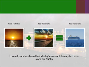 Ocean liner PowerPoint Templates - Slide 22