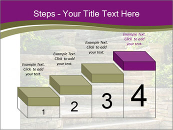 Natural stone stairs PowerPoint Template - Slide 64