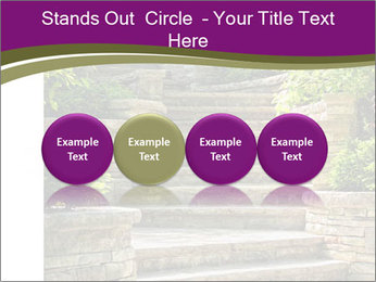 Natural stone stairs PowerPoint Template - Slide 76