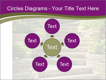 Natural stone stairs PowerPoint Template - Slide 78