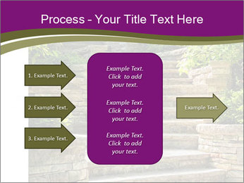 Natural stone stairs PowerPoint Template - Slide 85