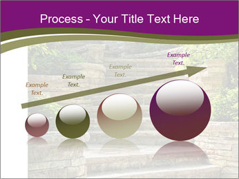 Natural stone stairs PowerPoint Template - Slide 87