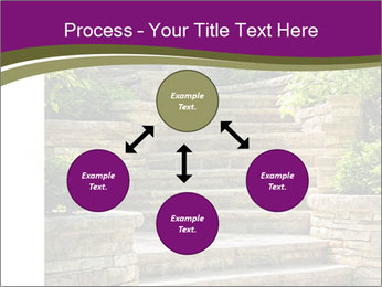 Natural stone stairs PowerPoint Template - Slide 91