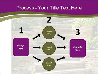 Natural stone stairs PowerPoint Template - Slide 92