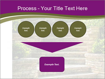 Natural stone stairs PowerPoint Template - Slide 93