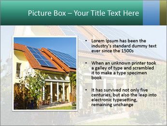 House with garden PowerPoint Template - Slide 13