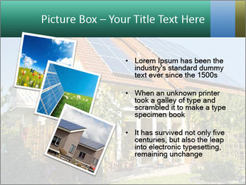 House with garden PowerPoint Template - Slide 17
