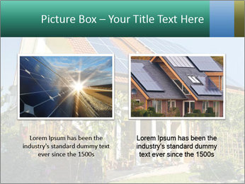 House with garden PowerPoint Templates - Slide 18