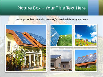 House with garden PowerPoint Template - Slide 19
