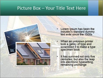 House with garden PowerPoint Template - Slide 20