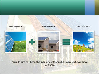 House with garden PowerPoint Templates - Slide 22