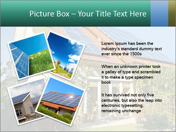 House with garden PowerPoint Template - Slide 23
