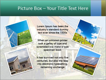 House with garden PowerPoint Template - Slide 24