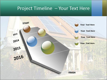 House with garden PowerPoint Templates - Slide 26