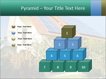 House with garden PowerPoint Template - Slide 31