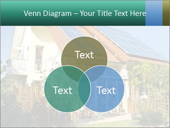 House with garden PowerPoint Template - Slide 33