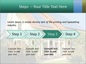 House with garden PowerPoint Templates - Slide 4
