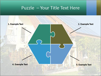 House with garden PowerPoint Templates - Slide 40