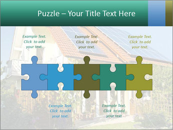 House with garden PowerPoint Templates - Slide 41