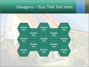 House with garden PowerPoint Templates - Slide 44