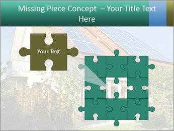 House with garden PowerPoint Templates - Slide 45