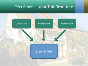 House with garden PowerPoint Templates - Slide 70